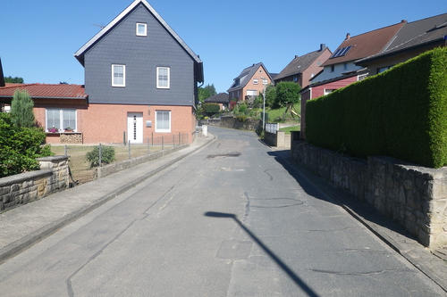 Am Borbach in Hackenstedt