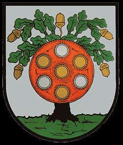 Gemeindewappen Holle